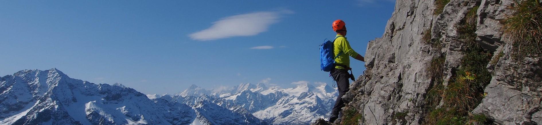 Fertige Klettersteigsets