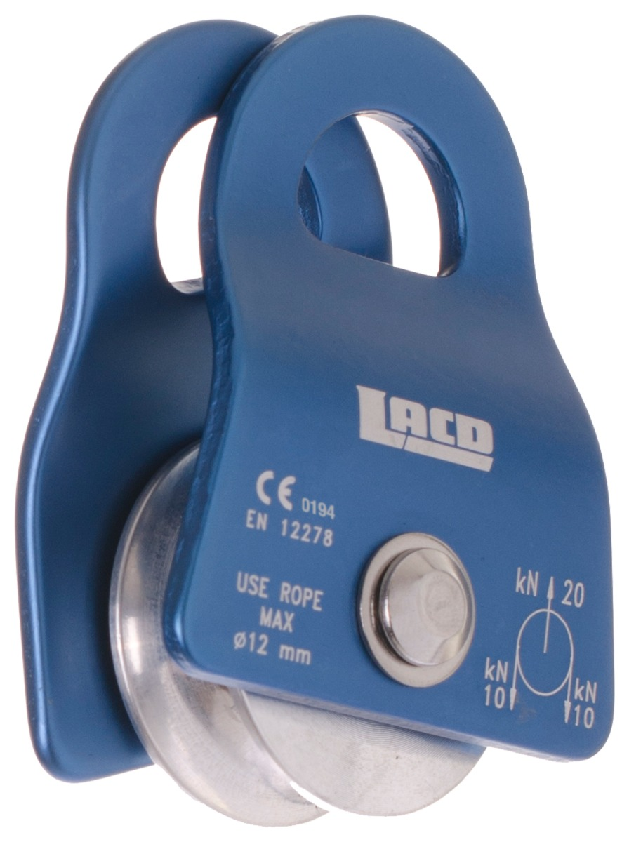 LACD LACD Single Pulley Mobile small blue -