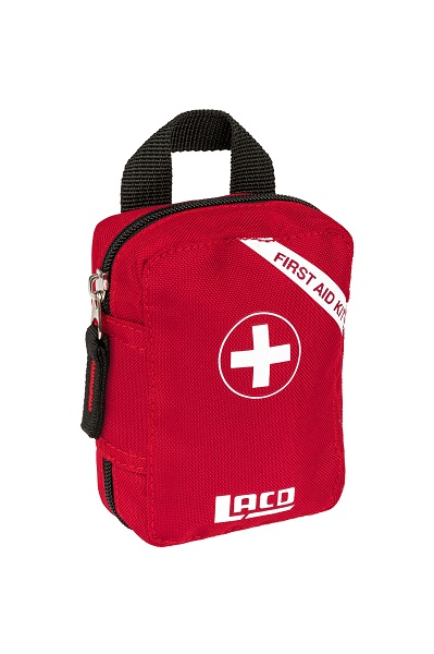 LACD LACD First Aid Kit Teamalpin red -