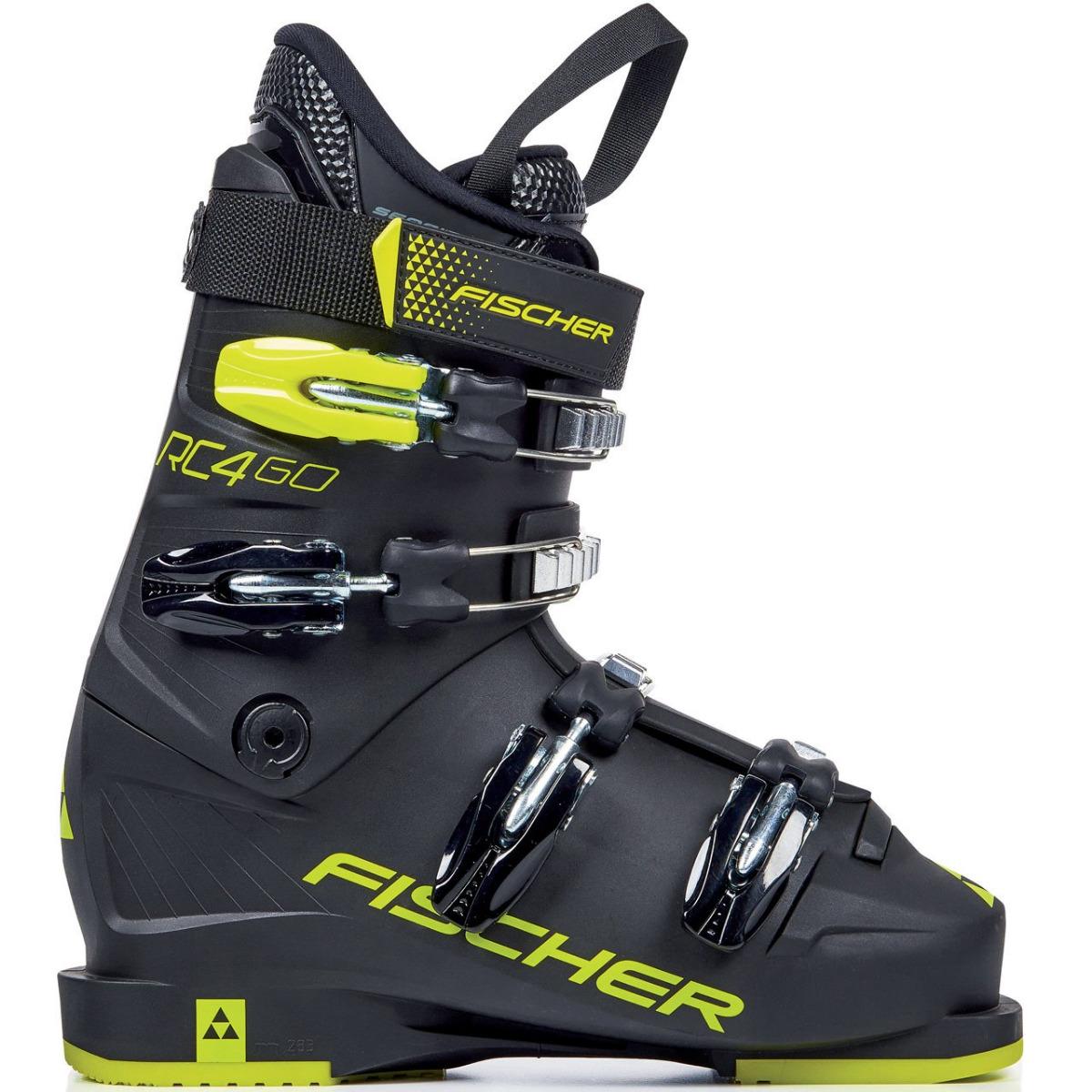 FISCHER RC4 60 JR BLACK/BLACK 000 - 25,5