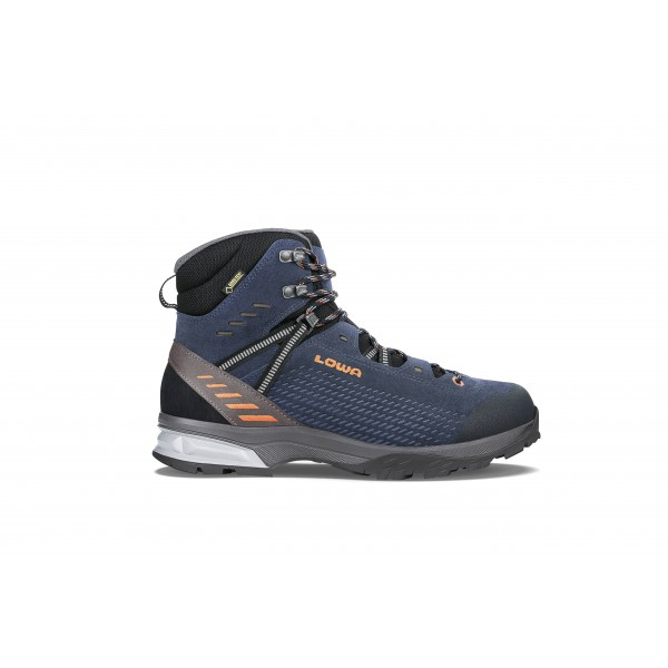 LOWA ARCO GTX MID 6910 NAVY/ORANGE 8