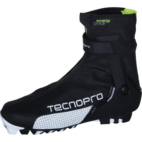 TECNOPRO LL-Schuh Synergy Skate 900 SCHWARZ/GELB 9