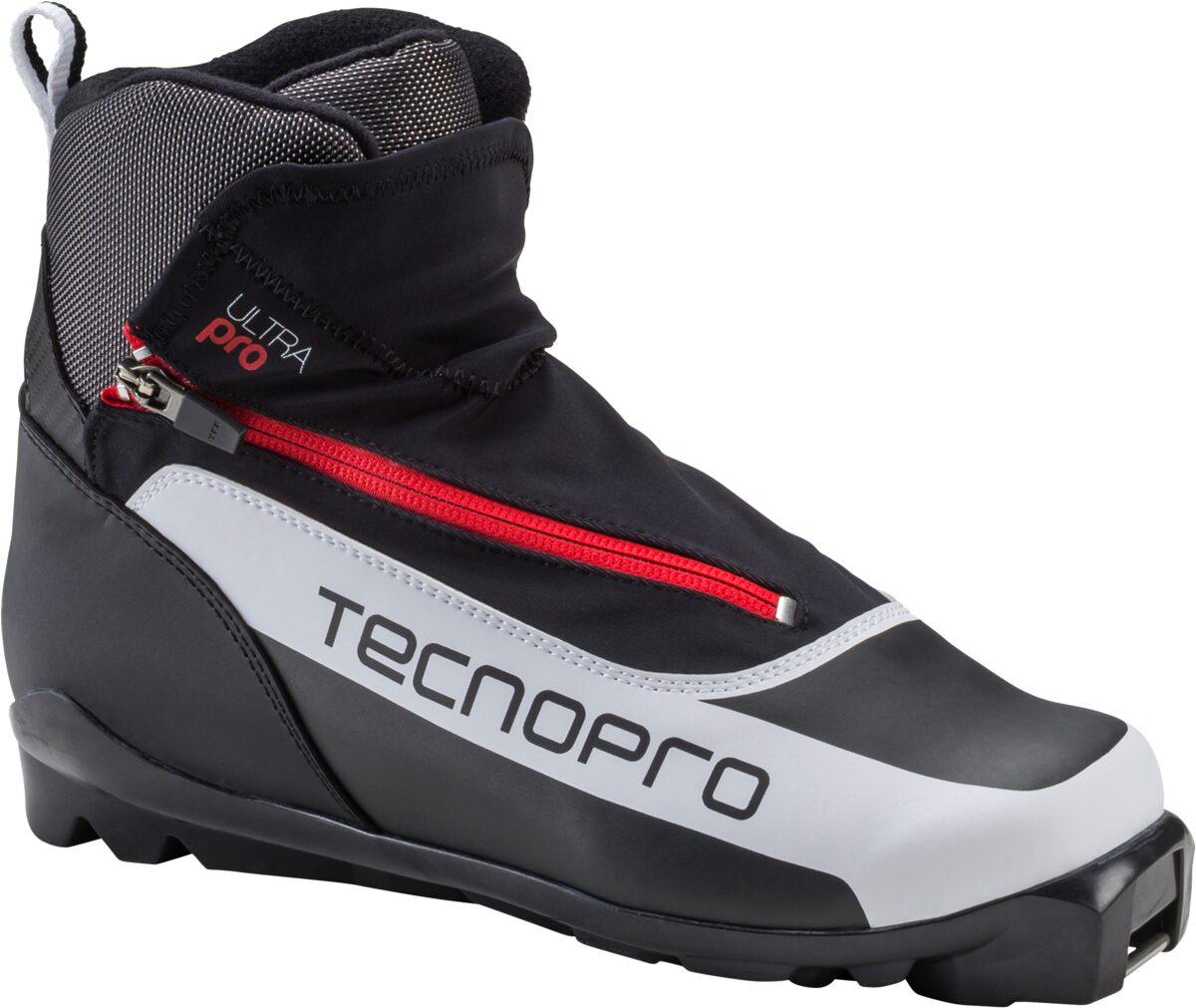 TECNOPRO LL-Schuh Ultra Pro 900 WEISS/SCHWARZ/ROT 10,5