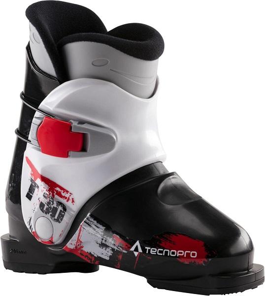 TECNOPRO Ski-Stiefel T30 900 SCHWARZ/WEISS 16,5