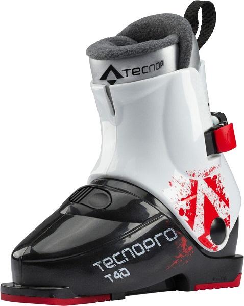 TECNOPRO Ski-Stiefel T40 901 SCHW/WEISS/ROT 20