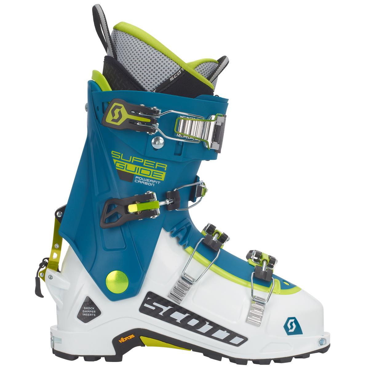 SCOTT SCO Boot Superguide Carbon 5233 white/maui blue 30,5