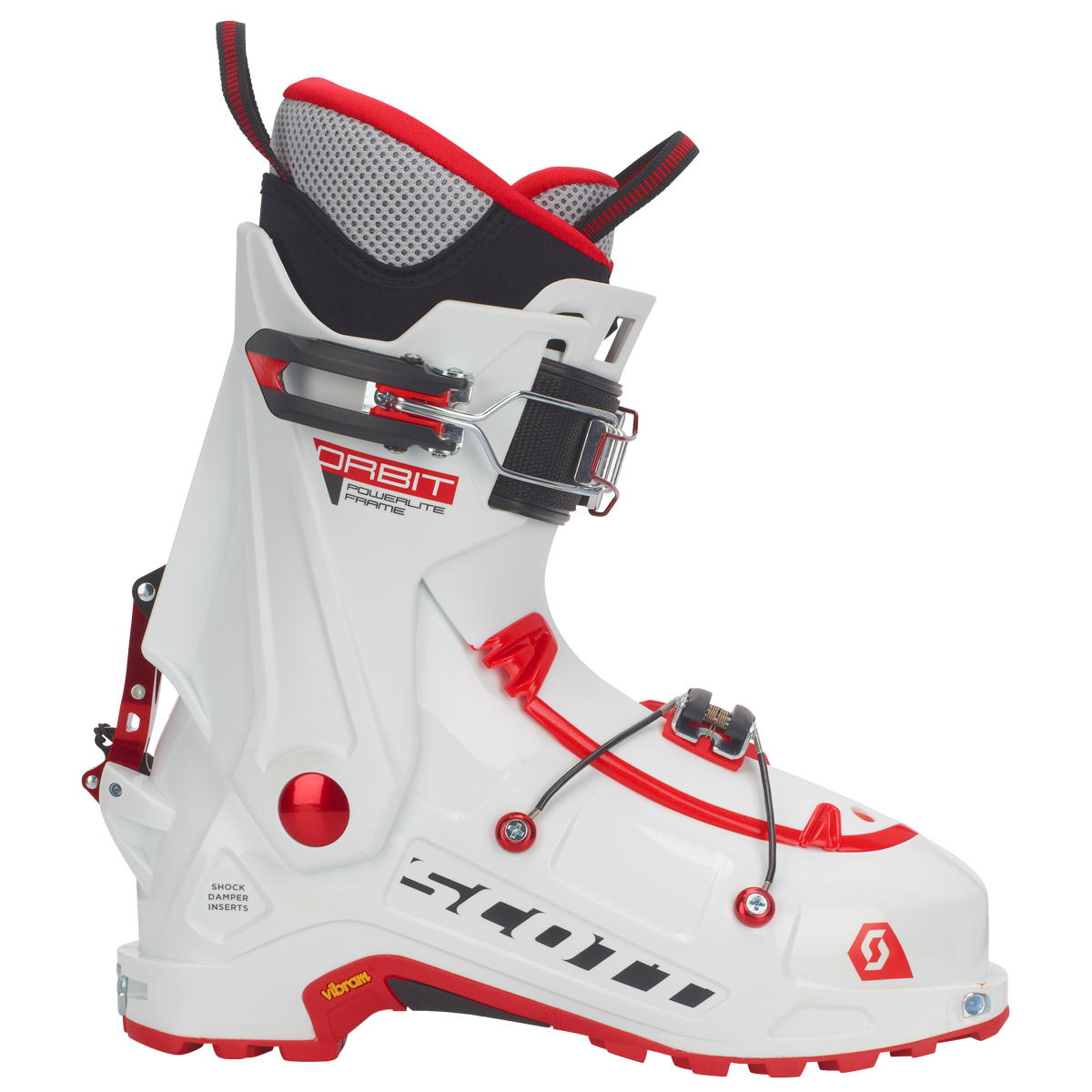 SCOTT SCO Boot Orbit 2597 white/white 27,5