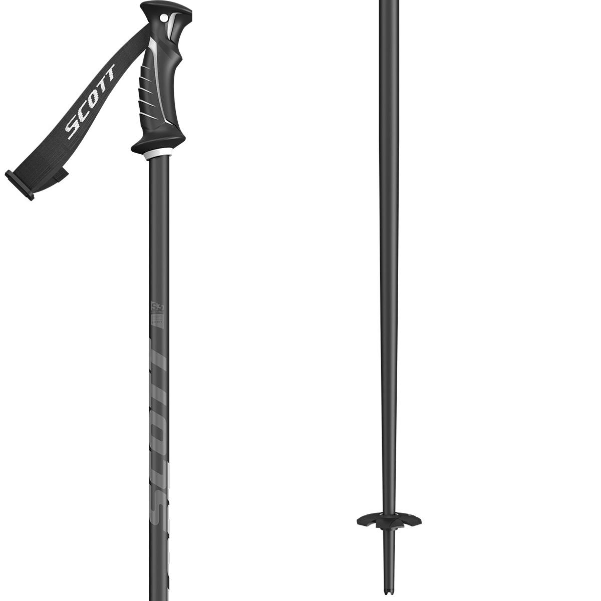 SCOTT SCO Pole Decree 0001 black 125