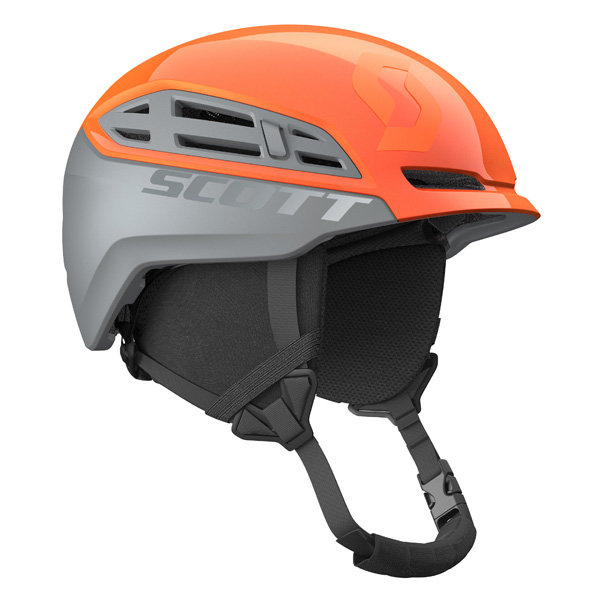 SCOTT Helmet Couloir 2 5598 melon red S