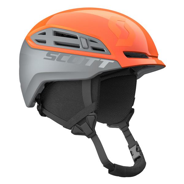 SCOTT SCO Helmet Couloir 2 0001 black M