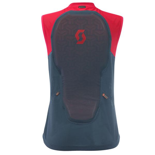 SCOTT SCO Light Vest W's Actifit Plu 5914 dragonfly green/hibiscus  S