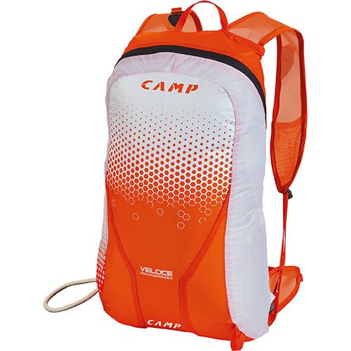 Camp Camp Veloce Orange/White -