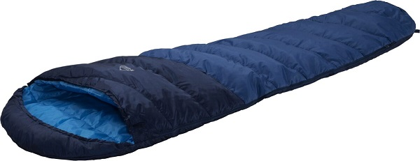 McKINLEY Mu-Schlafs.Camp Active 5 900 BLAU/D`BLAU/BLAU 195R