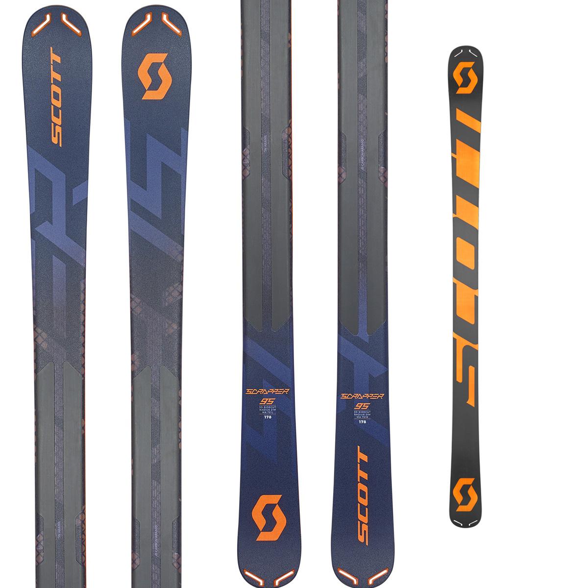 SCOTT SCO Ski Scrapper 95 9992 A version 168