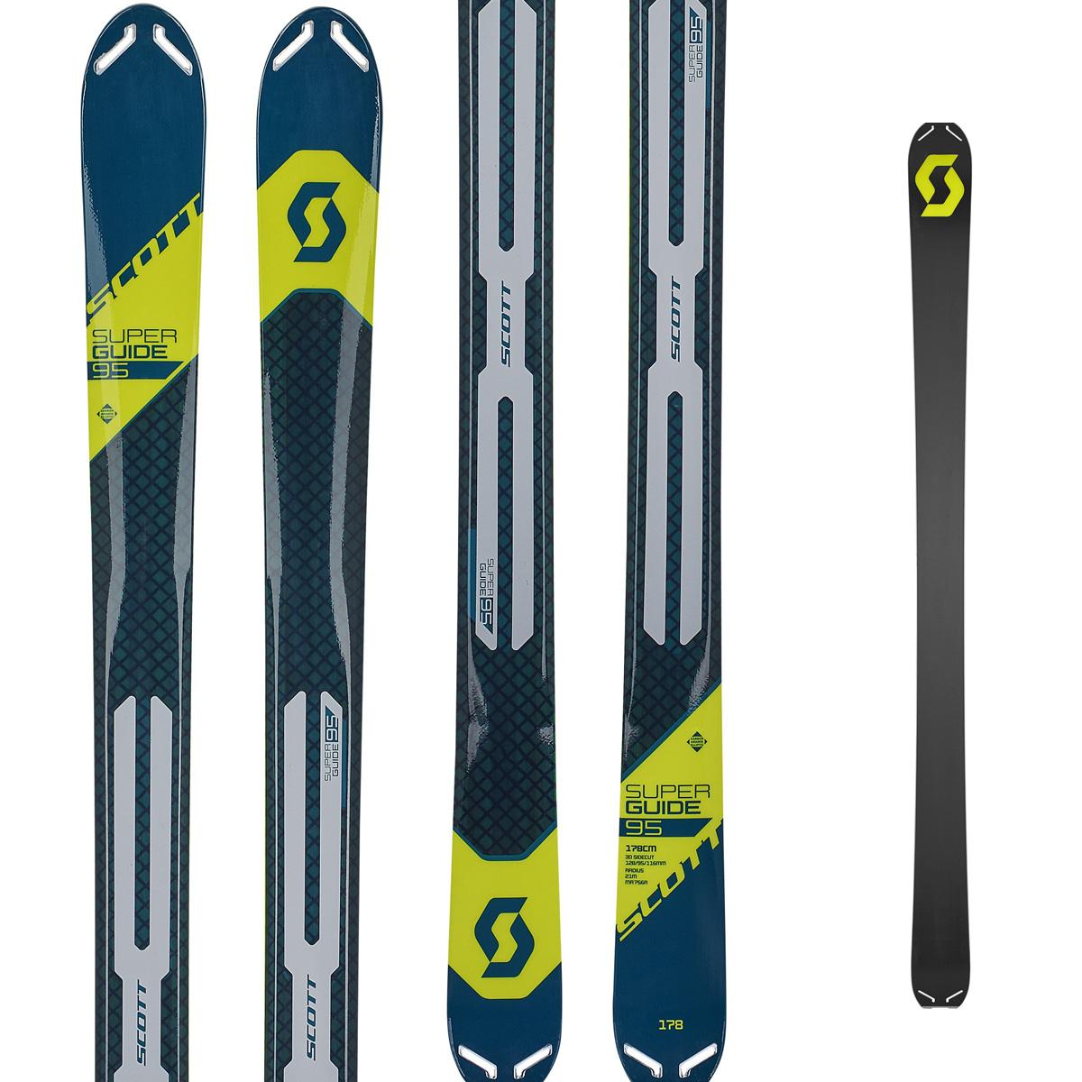 SCOTT SCO Ski Superguide 95 9992 A version 168