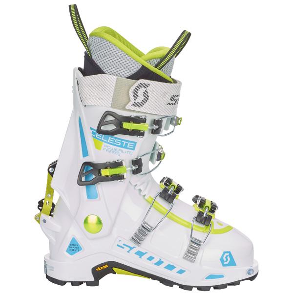 SCOTT SCO Boot W's Celeste 2597 white/white 25,5