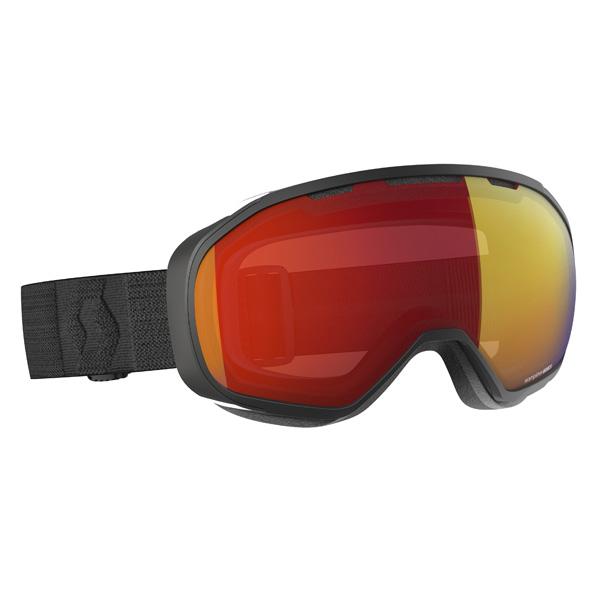 SCOTT SCO Goggle Fix 0001312 black enh red chr -
