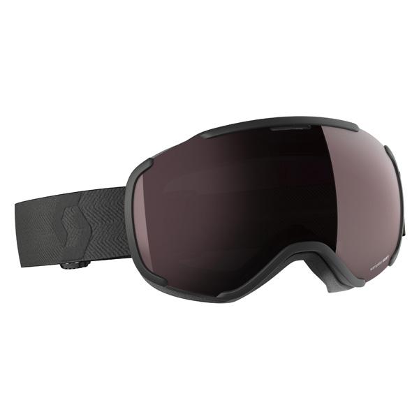 SCOTT SCO Goggle Faze II 0002335 white amp yl chr -