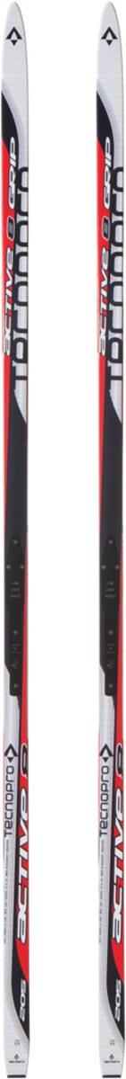 TECNOPRO LL-Ski Active 8 G2 Grip Predri 900 WHITE/RED/BLACK 205