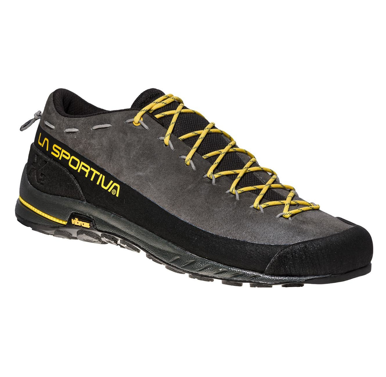 LA SPORTIVA La Sportiva TX2 Leather carbon / yellow 41