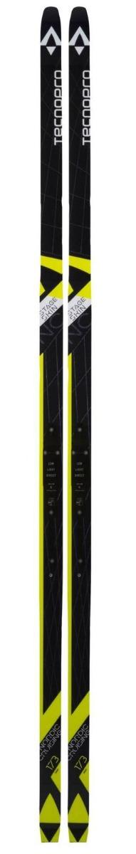 TECNOPRO LL-Ski Cruiser SKIN Predrilled 900 BLACK/YELLOW LIGHT/W 189
