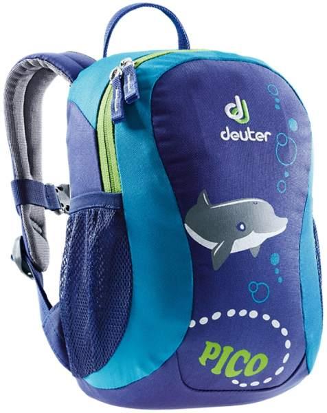 DEUTER Pico 3391 indigo-turquoise -