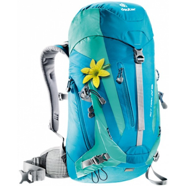 DEUTER ACT Trail 22 SL 3217 petrol-mint -