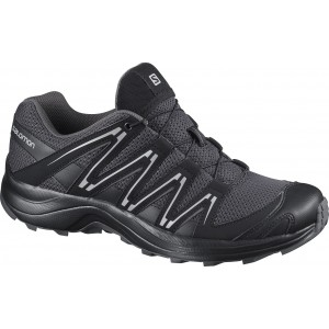 SALOMON Schuhe XA KUBAN PHANTOM/BLACK/ 0 PHANTOM/BLACK/Monument 9,5