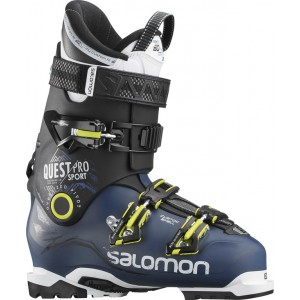 SALOMON QUEST PRO CS SPORT 000 Petrol Blue/Black/Acide Gr 27,5