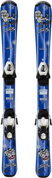 TECNOPRO Ski-Set Skitty Jr. + N TC45 J7 545 BLAU 80