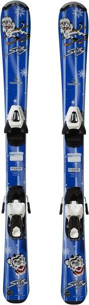 TECNOPRO Ski-Set Skitty Jr. + N TC45 J7 545 BLAU 110