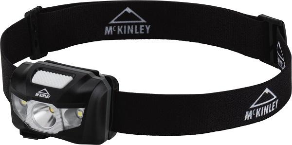 McKINLEY Stirnlampe Active 190 R 900 D`BLAU/WEISS -