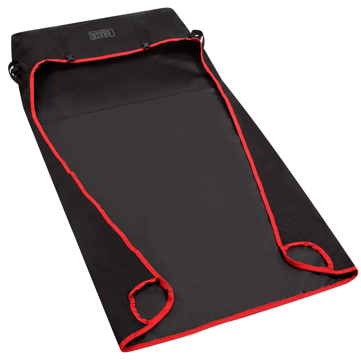 LACD LACD Rope Envelope black -