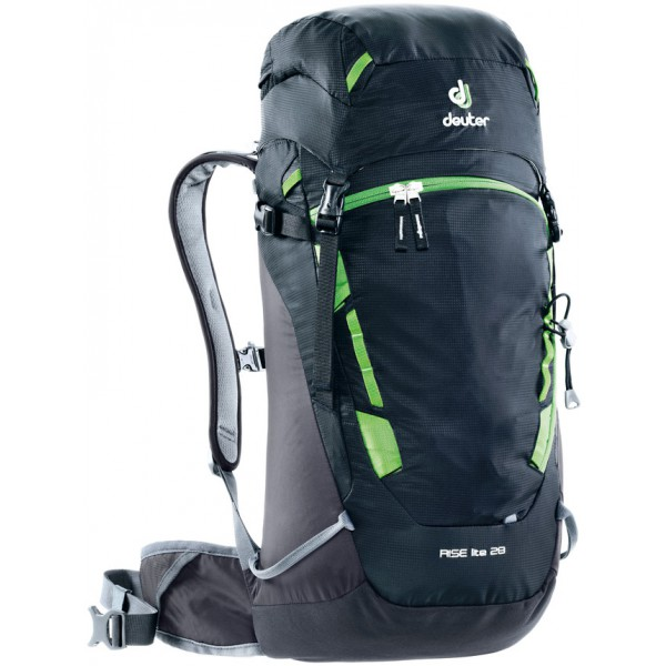 DEUTER Rise Lite 28 7403 black-graphite -