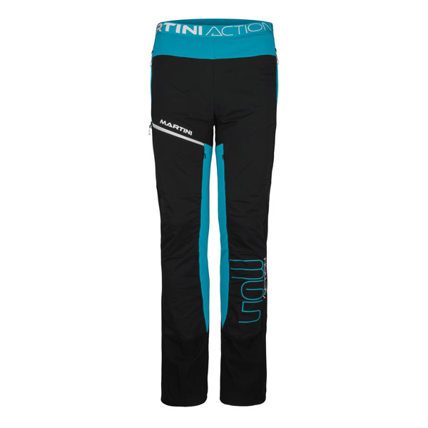 MARTINI Martini Speed Pro Tourenhose black/lagoon XL