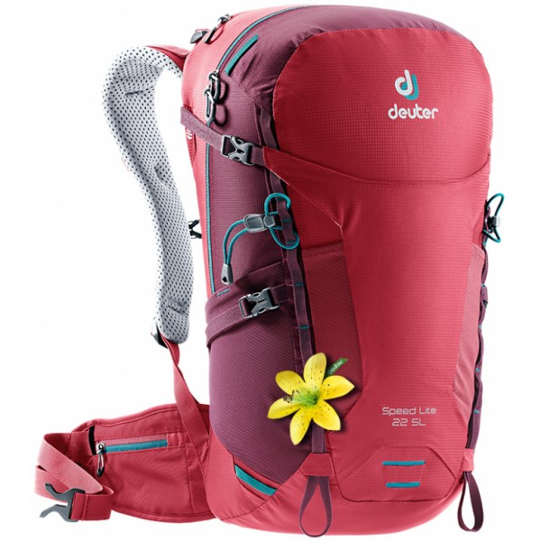 DEUTER Speed Lite 22 SL 2231 alpinegreen-forest -