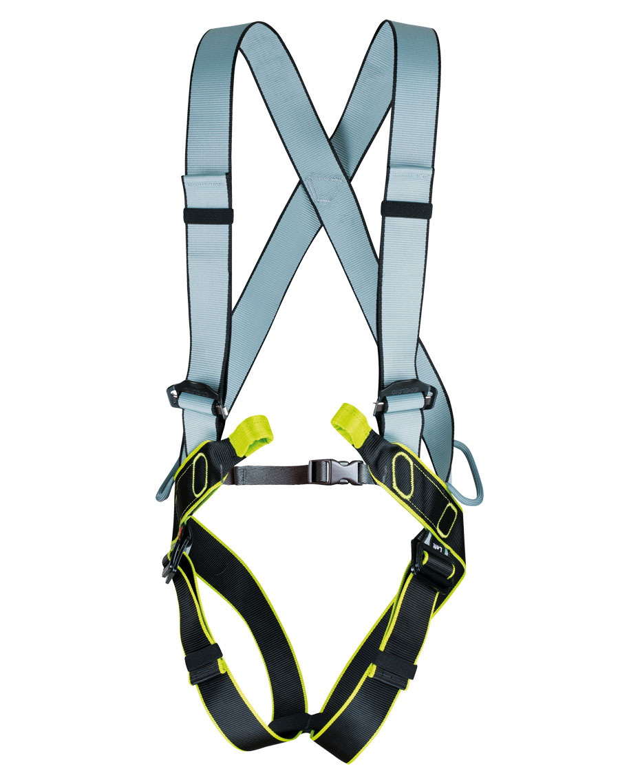 EDELRID Solid 219 night/oasis L