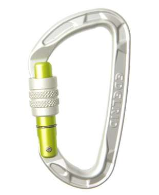 EDELRID Pure Screw VPE5 006 silver -