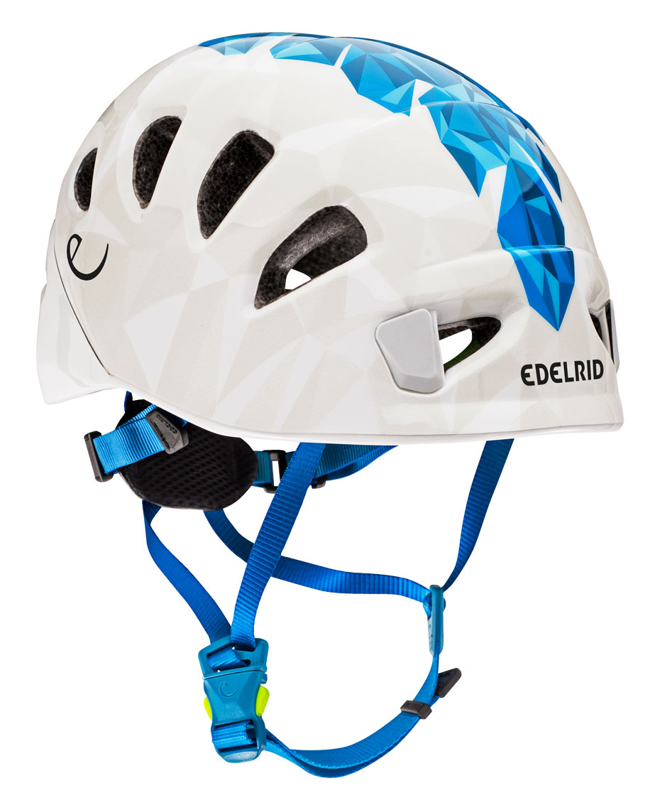 EDELRID Shield Lite 053 snow/icemint 1