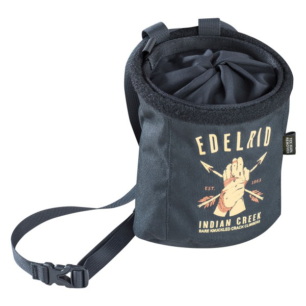 EDELRID Chalk Bag Rocket Twist 017 night -