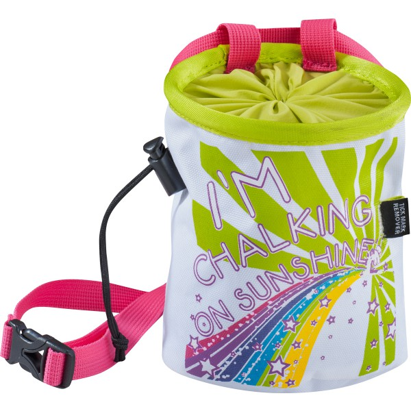 EDELRID Chalk Bag Rocket Lady 147 lollipop -
