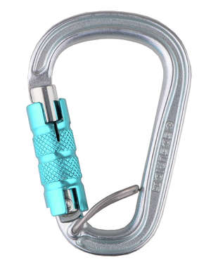 EDELRID HMS Bruce Steel Triple FG VPE5 329 icemint -