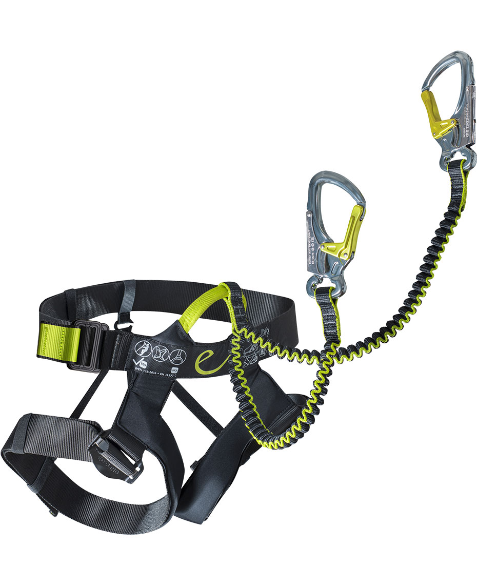 EDELRID Jester 219 night/oasis -