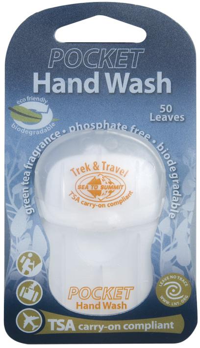 SEA TO SUMMIT Trek & Travel Pocket Hand Wash 00 -