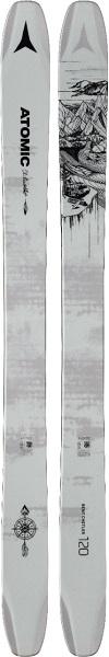 ATOMIC BENT CHETLER 120 White/Black 000 White/Purple 192
