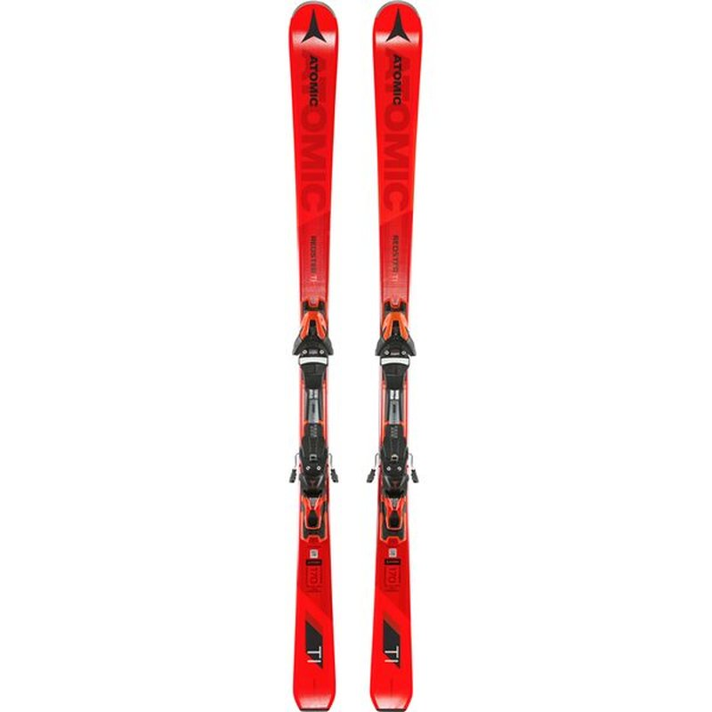ATOMIC REDSTER TI + FT 12 GW 000 NO TEXT AVAILABLE 163
