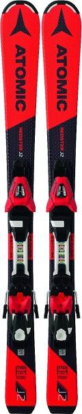 ATOMIC REDSTER J2 100-120 + C 5 ET 000 red/black 100