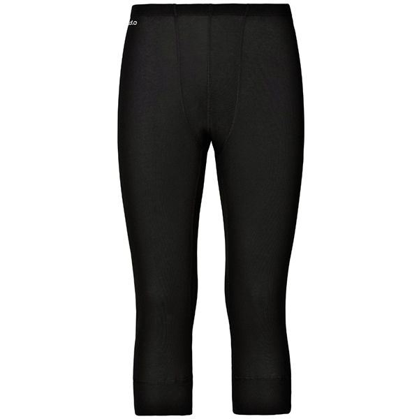 ODLO PANTS 3/4 WARM 15000 black XL