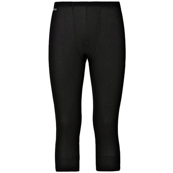 ODLO PANTS 3/4 WARM 15000 black L