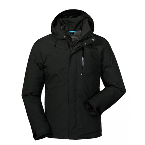 SCHÖFFEL ZipIn! Jacket Adamont1 9990 black 58